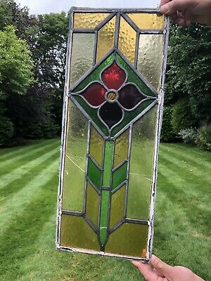 £100 • Buy Stained Glass Window Panel