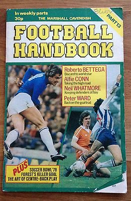 Marshall Cavendish Football Handbook Part 13 Port Vale Aston Villa Cowans • 2.55£