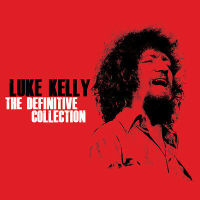 £11.40 • Buy Luke Kelly - The Definitive Collection (2010) | NEW SEALED 2 CD (The Dubliners)