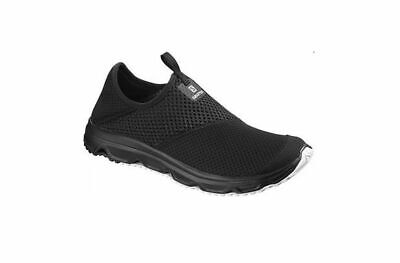 SALOMON RX MOC 4.0 Men's Walking/Casual Shoes Black/Phantom Free Ship 406736 19U • 77.10£