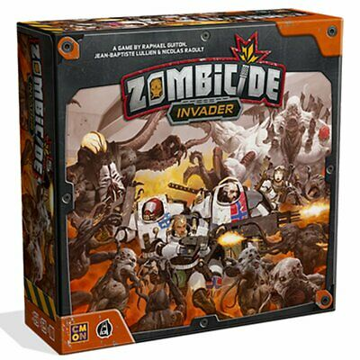 AU136.95 • Buy Zombicide Invader Board Game