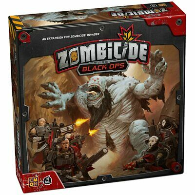 AU107.65 • Buy Zombicide Invader Black Ops Expansion