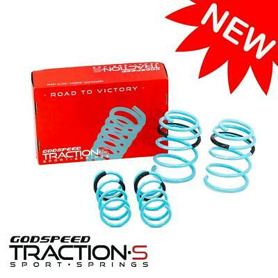 $144 • Buy For Maxima 04-08 Lowering Springs Traction-S By Godspeed LS-TS-NN-0003-B