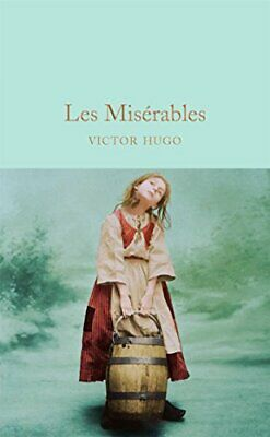 Les Misérables (Macmillan Collector's Library) New Hardcover Book • 8.36£