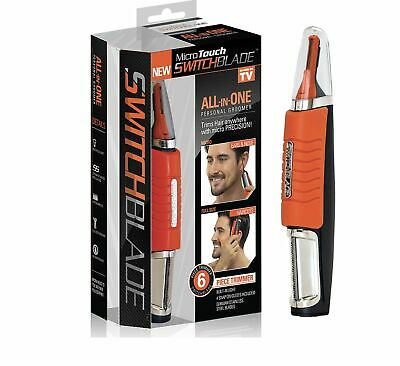 $ CDN19.76 • Buy Microtouch Switchblade- 2 In 1 Hair Trimmer