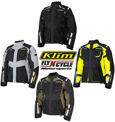 $ CDN1318.19 • Buy Klim Mens Badlands Motorcycle Jacket Sport Touring Adventure 2017