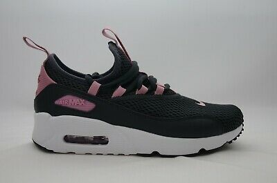 Nike Air Max 90 SE Leather All Over Print 859560 600 GS Size