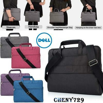 £14.99 • Buy For Dell 11  To 15  Latitude Laptop Notebook Sleeve Case Shoulder Handle Bag