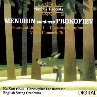 £13.04 • Buy Peter And The Wolf (Menuhin, Eso) CD NEUF