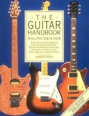 $21.82 • Buy The Guitar Handbook: A Unique Source Book For The Guitar Player -...  (ExLib)