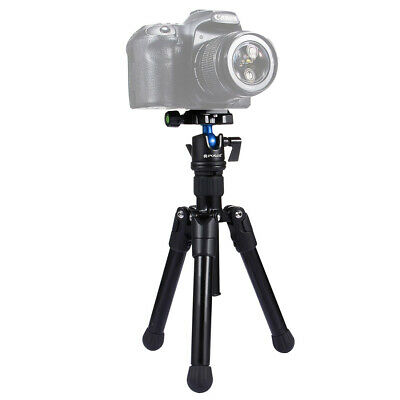 AU93.49 • Buy PULUZ Professional Portable Travel Camera Tripod For DSLR With 360° Ball Head