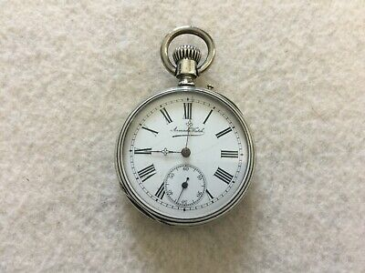 $ CDN194.84 • Buy Armada 15 Rubis Mechanical Wind Up Vintage Pocket Watch From 1877?