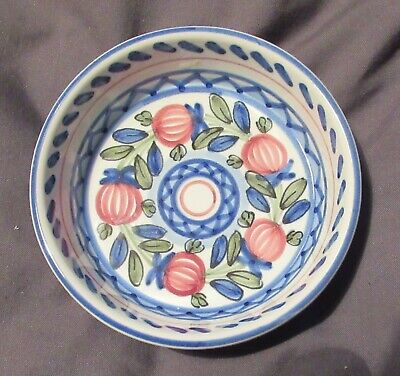 Vintage Ceramic Pottery Spanish  FIGAS  Little Pin Dish VGC • 9.99£