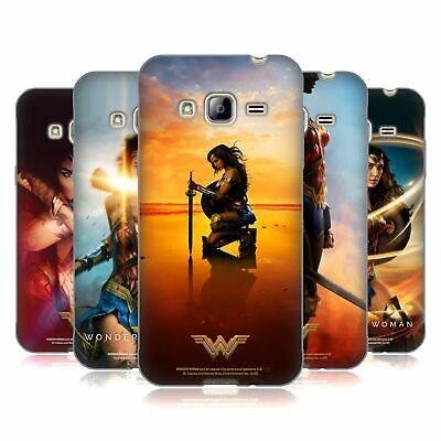Official Wonder Woman Movie Posters Soft Gel Case For Samsung Phones 3 • 14.95£