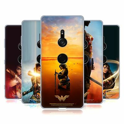 Official Wonder Woman Movie Posters Soft Gel Case For Sony Phones 1 • 14.95£