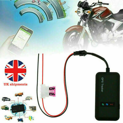 Realtime GPS GPRS Tracker Spy Tracking GSM Device For Car/Van/Vehicle/Motorcycle • 13.99£