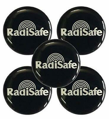 5x Genuine Anti Radiation Phone Laptop Tablet Sticker Protect Yourself From EMF • 9.99£