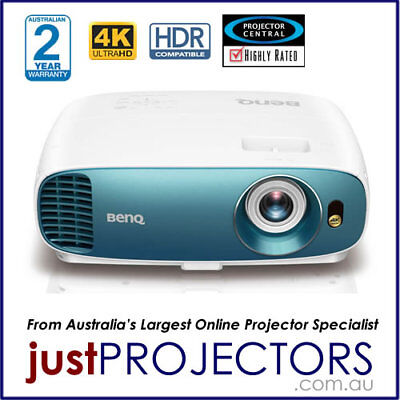 AU2099 • Buy BenQ TK800M 4K UHD Home Projector From Just Projectors. 2 Year Aussie Warranty