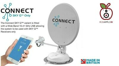 Maxview Connect 85cm Motorhome Caravan Satellite System With SKY Q LNB • 1,899.99£