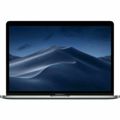 $1214.24 • Buy Apple 13.3  MacBook Pro With Touch Bar (Mid 2019, Space Gray) MUHN2LL/A