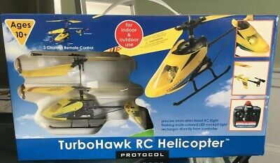 protocol helicopter