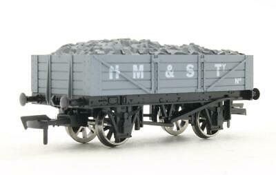 Dapol 'oo' Gauge Special Edition H M & S T Open Wagon With Coal Load (osb8) • 24.50£