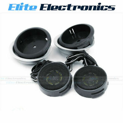 AU59 • Buy Pioneer Ts-t110 7/8  22mm Hard Dome Tweeters 120w Flush Surface Mount