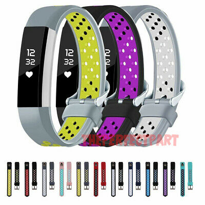 $ CDN6.39 • Buy For Fitbit Alta HR Silicone Replacement Wristband Sport Wrist Strap Watch Band