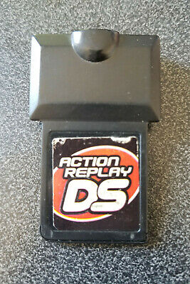 action replay for nintendo ds