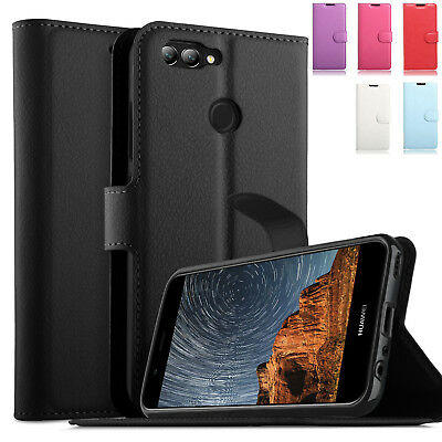 AU8.99 • Buy New Premium Leather Wallet FLIP Case TPU Cover For HUAWEI Y5 2019 +Fast Shipping