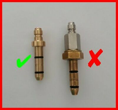 HW101 HW110 Foster  connection Quick Fill Probe To Suit Weihrauch  HW100