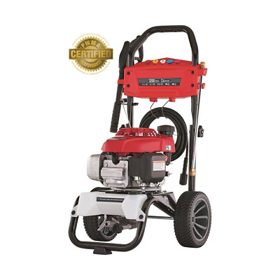 $299.99 • Buy Murray 3,200 PSI 2.4-GPM Gas Pressure Washer With Honda Engine CARB