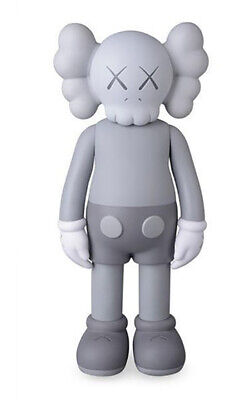 $749.99 • Buy KAWS Companion 400% Open Edition Vinyl Figure Gray Limited Edition 2016