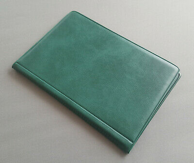 96 Slots Coins Album GREEN 50p £2 £1 Fifty Pence One Two Pound Collection Folder • 5.99£