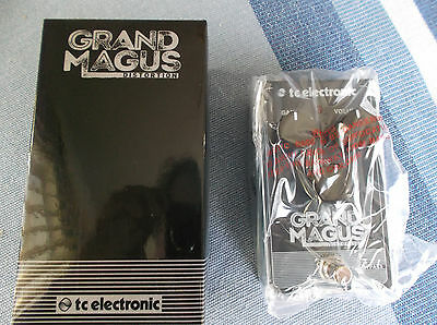 $ CDN79.50 • Buy TC Electronic Grand Magnus Distorsion Guitar Effect Pedal