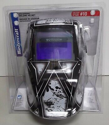 $ CDN85 • Buy Mastercraft Auto Darkening Welding Helmet