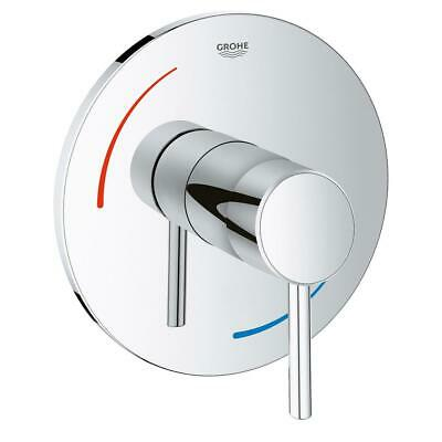 grohe shower valve