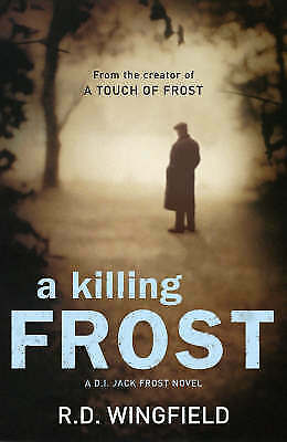 A Killing Frost, Wingfield, R D, Very Good Book • 3.79£