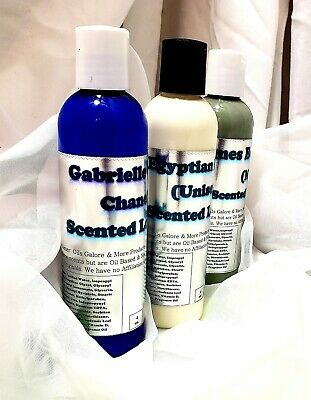 Women Scented Lotions - Choose 4 OZ OR 8 OZ & SCENT • 10$
