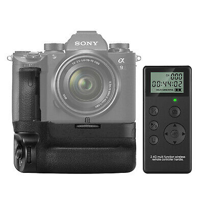 $ CDN75.99 • Buy Vertical Battery Grip For Sony A9 A7III A7RIII Cameras (Battery Not Included)