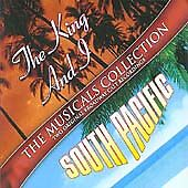 King And I/South Pacific, Musicals Collection CD Brand New But NOT Sealed • 3.99£