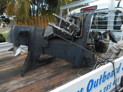 AU1 • Buy Mariner/yamaha Outboard 55-60 Hp  Long Shaft Wrecking ,all Parts  From $1.00