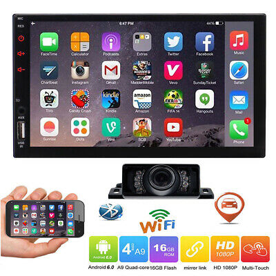 AU227.99 • Buy Double 2 DIN 7  Android 10.0 Car Stereo GPS WIFI OBD2 DAB+ Navigation HeadUnit