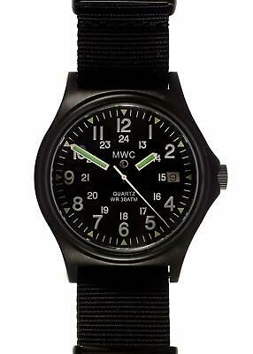 MWC G10 300m Limited Edition Military Watch In Black PVD With Sapphire Crystal • 175£