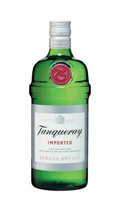 AU78.99 • Buy Tanqueray London Dry Gin 1 Litre