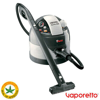 View Details Deep Clean Steam Cleaner Polti Vaporetto Eco Pro 3.0,2000W 2.9L With Accessories • 297.98£