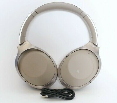 $ CDN203.64 • Buy Sony WH-1000XM2 Wireless Noise-Canceling Bluetooth Over-Ear Headphones - Gold