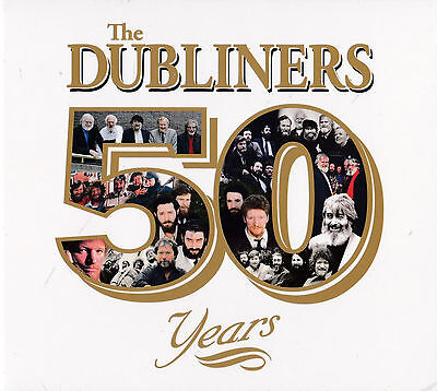 £19.85 • Buy The Dubliners - 50 Years (2012) | NEW & SEALED 3 CD BOX SET