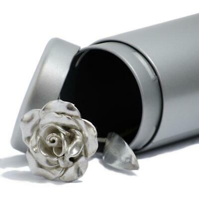 Tin 10Th Wedding Anniversary Gifts 10 Year Everlasting Heavy Rose Hancrafted NEW • 29.66£