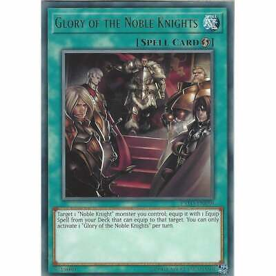 EXFO-EN059 Glory Of The Noble Knights | Unlimited Edition | Rare Card | Yu-Gi-Oh • 2.40£